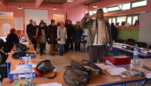 A Beni Mellal, Amnesty International pilote un projet éducatif sur l'égalité des genres