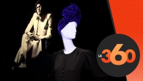 Visite guidée du musée Yves Saint Laurent de Marrakech [Vidéo]