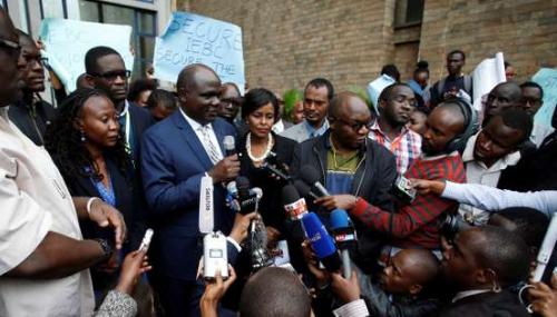 Kenya: Wafula Chebukati, chef d'orchestre des élections, plus que jamais sous pression