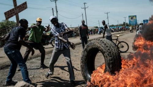 Kenya : Un homme tué au lendemain du scrutin présidentiel