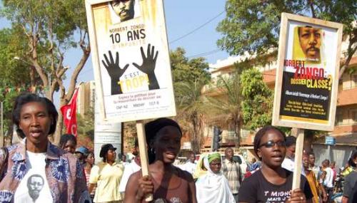 Burkina Faso: où en est l'affaire Norbert Zongo?