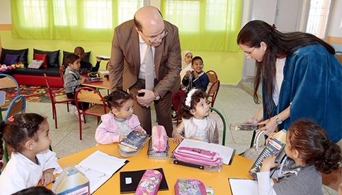 Rabat: lancement d'un nouveau modèle d'enseignement préscolaire
