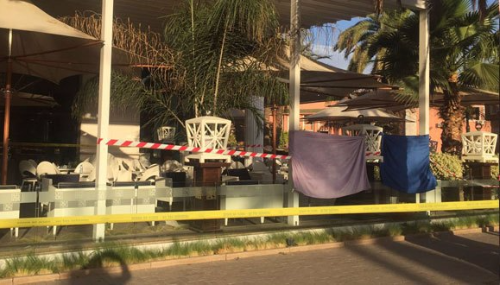 Marrakech: le propriétaire du café La Crème n'est pas sorti d'affaire