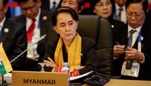 Birmanie: l'ONU demande à Aung San Suu Kyi le retour des Rohingya