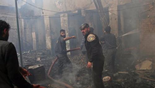 Armes chimiques: les ONG syriennes dénoncent l'«impunité» des coupables