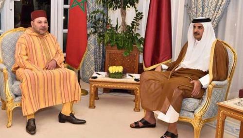 Mohammed VI érigé en
