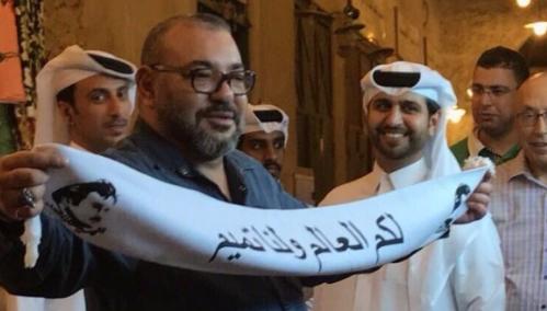 Affaire du photomontage du Roi Mohammed VI : Enquête et coups de gueules !