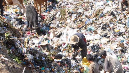 Environnement : Plusieurs associations sont décidées à fermer la décharge de Médiouna