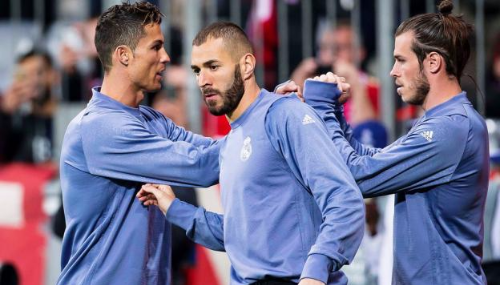 A Madrid, le trio Benzema-Bale-Ronaldo ne répond plus