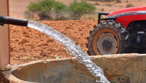 Un programme d'urgence pour faire face à la pénurie d'eau