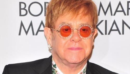 Elton John : Le chanteur est en deuil