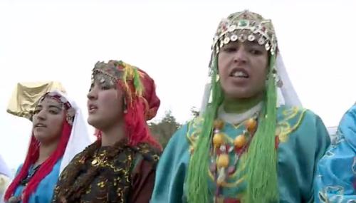 Taskiwin, la danse du Haut-Atlas entre au patrimoine immatériel de l'Unesco