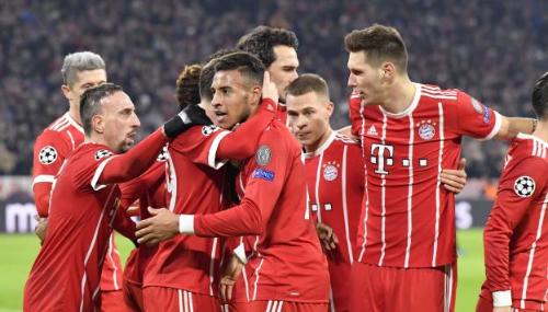 Les clubs qualifiés pour les huitièmes de finale de la Ligue des champions