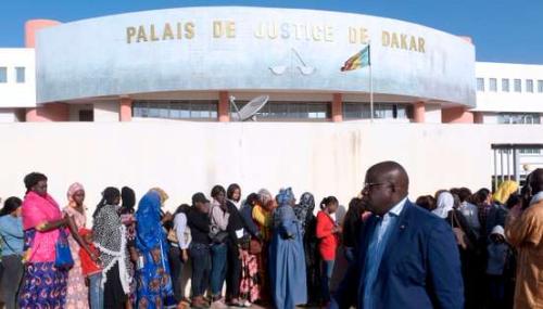 Au Sénégal, l'audience tant attendue du maire de Dakar bouclée en 30 minutes