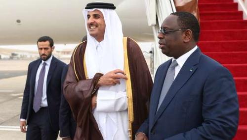 L'Afrique de l'Ouest courtisée par le Qatar et ses rivaux du Golfe