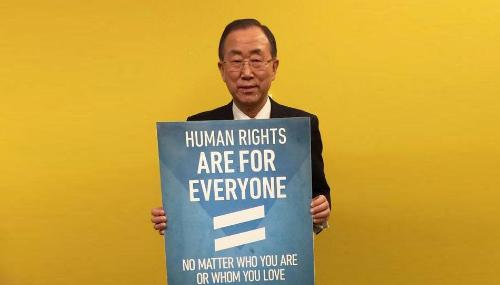 L'orientation sexuelle est un choix, selon le ministre d'Etat chargé des droits de l'homme