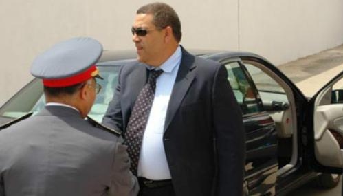 Sahara: Abdelouafi Laftit a reçu Colin Stewart, chef de la MINURSO