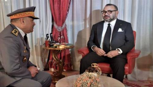 Mohamed Haramou fait le ménage dans la Gendarmerie royale