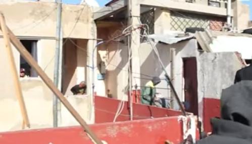 Le toit d'une maison s'effondre à Casablanca, un mort