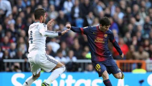 Quand le Real voulait tout donner à Lionel Messi