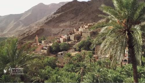 Les oasis et le désert marocain sublimé par l'émission