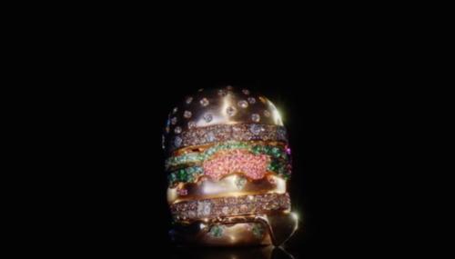 Mc Donald's offre une bague Big Mac d'une valeur de 10 000 €