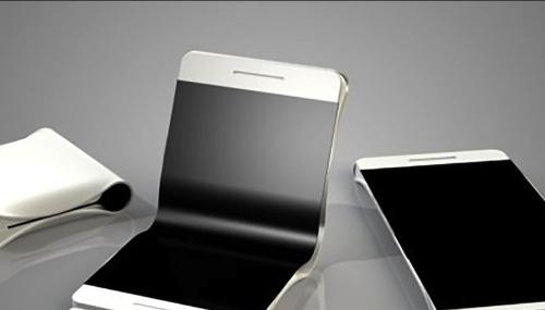 Le futur Galaxy X de Samsung pourrait être un portable pliable