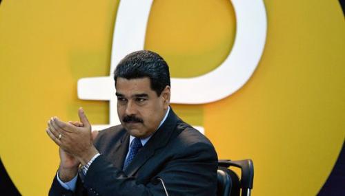 Monnaie virtuelle vénézuélienne : des « intentions d'achat » pour 735 millions de dollars