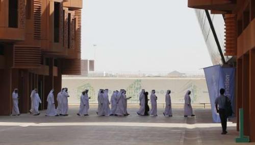 Aux Emirats arabes unis, l'écocité de Masdar prend forme