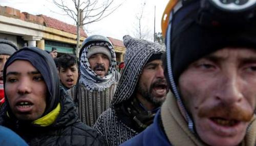 Au Maroc, le palais face à la colère sociale
