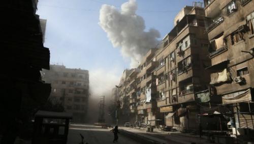 Syrie: la télévision d'État annonce un second