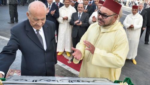 Le roi Mohammed VI adresse ses vives félicitations à El Youssoufi