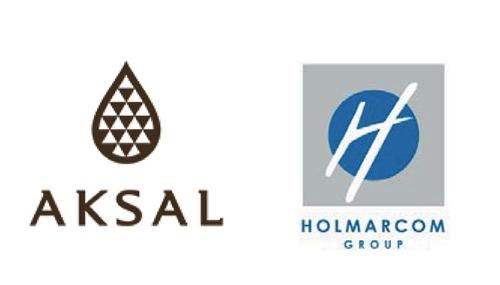 Holmarcom et Aksal s'allient