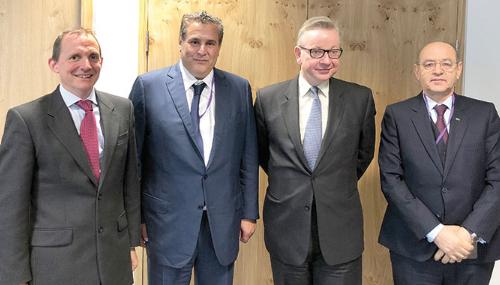 Coopération agricole : Le Maroc prospecte activement au Royaume-Uni