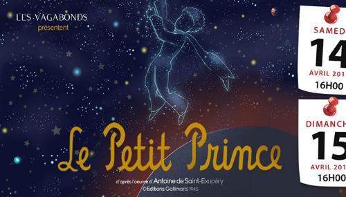 Le Petit Prince squatte les planches du Studio des arts vivants