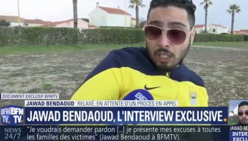 Jawad Bendaoud raconte son quotidien dans Libé