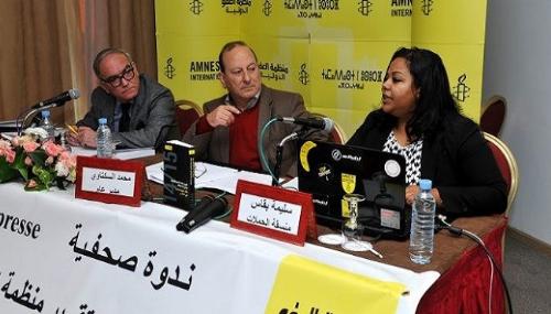 Rapport 2017 Amnesty International – Peine de mort : Le Maroc, grand indécis ?