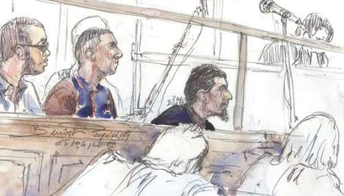 Procès de la filière djihadiste de Lunel: une relaxe et quatre condamnations