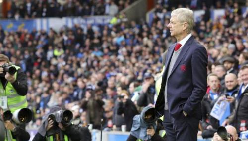 Arsenal : Arsène Wenger dirigera encore sept matches au moins