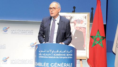 Dialogue social, formation continue, compétitivité des territoires… Ce qui attend Salaheddine Mezoua