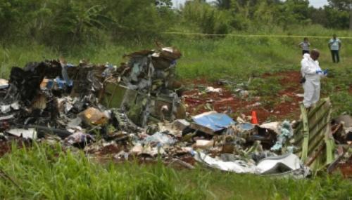 Crash à Cuba: la deuxième boîte noire a été récupérée