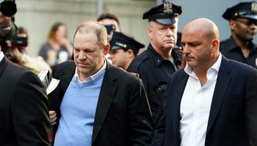 #MeToo :Harvey Weinstein inculpé pour viol et agressions sexuelles