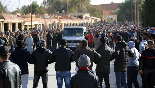 Jerada : Human Rights Watch dénonce les violences des autorités marocaines