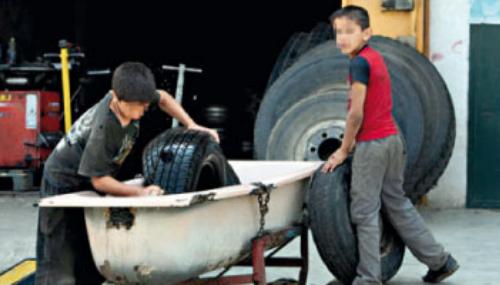 Travail des mineurs au Maroc : 162.000 enfants exercent un emploi dangereux