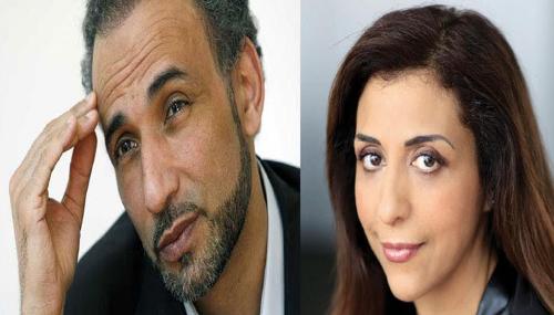 Tariq Ramadan, Henda Ayari : la « Confrontation »