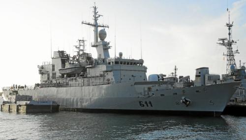 Marine royale: la frégate Mohammed VI bientôt au port de Casablanca