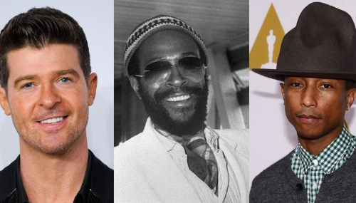 Plagiat de Marvin Gaye: Robin Thicke et Pharrell Williams définitivement condamnés