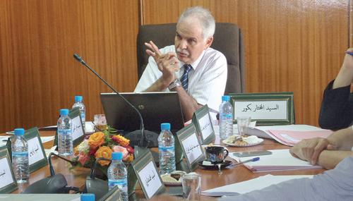 Mustapha Taimi nouveau secrétaire général du département de la communication