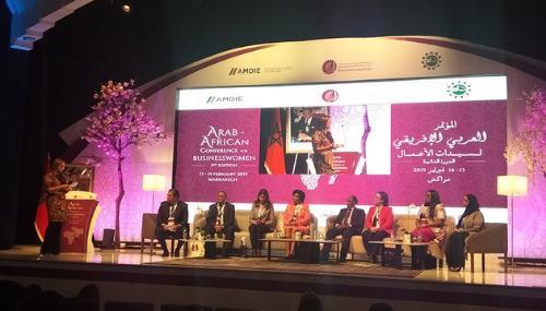 L'AMDIE réunit les femmes d'affaires et leaders arabes et africaines à Marrakech