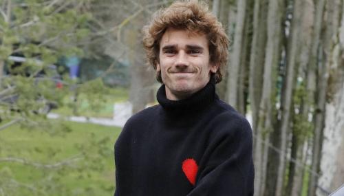 Antoine Griezmann fête ses 28 ans : Bouleversé dans son documentaire !